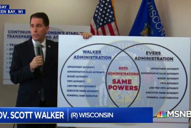 Scot Ross: What's going on in Wisconsin is unprecedented, undemocratic, unconstitutional, un-American