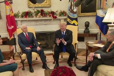 Pro-Trump congressman: shutdown 'until hell freezes over'