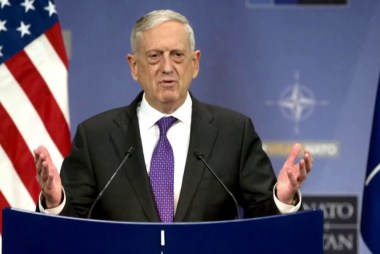 World leaders worry after Mattis resigns in protest