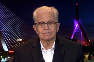 Laurence Tribe: Trump can be indicted for federal crimes
