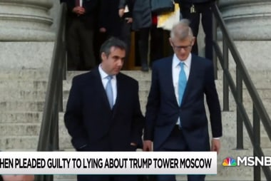 Cohen says he kept 'Client 1' apprised of Kremlin contacts