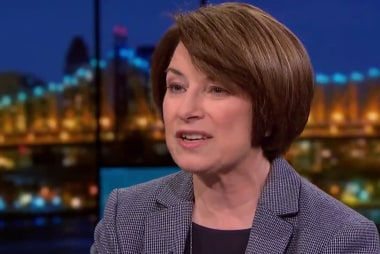 Klobuchar: Whitaker a 'walking conflict of interest'