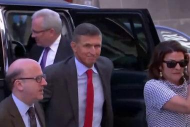 Mueller rebuttal to Flynn memo to cap wild week of news