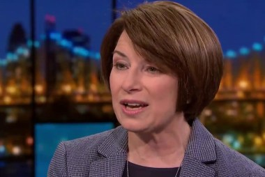 Klobuchar still considering candidacy but clear on 2020 agenda