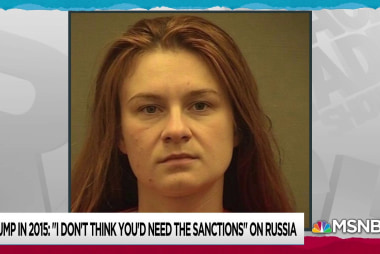 Movement in Butina case eyed for potential Trump-Russia news