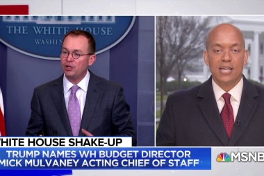 Sources: Mulvaney wanted option of 'safe exit and soft landing'