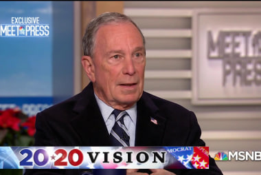 Michael Bloomberg wants climate change to be top issue in 2020 presidential race