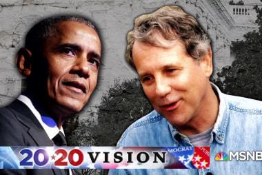 Sherrod Brown working to arrange meeting with Obama