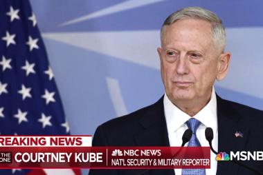 After Mattis? Courtney Kube explains what will happen next
