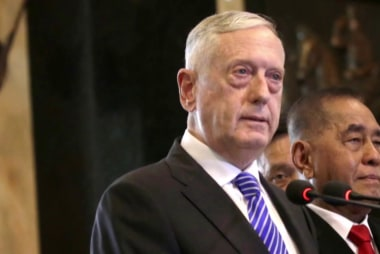 Panel: Mattis resignation letter 'flat out, open repudiation' of Trump's policy decisions