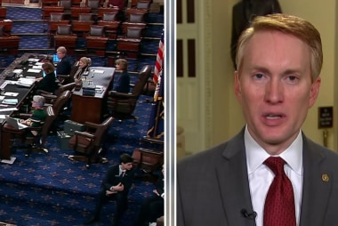 Lankford: 'The president's going to get his preference' on new Defense Sec. pick