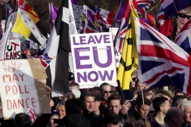 What does Brexit say about the state of Western democracy?