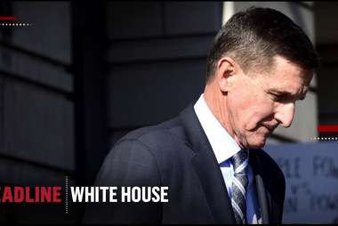Flynn's attorneys sending message to Trump ahead of sentencing date?