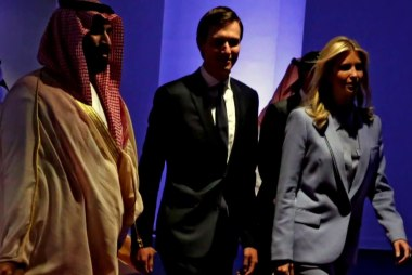 Jared Kushner & the Saudi Crown Prince's troubling relationship