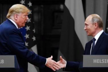 Trump: I'm tough on Russia. Fmr. U.S. Amb. McFaul: No you're not.