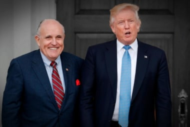 Giuliani: Team Trump talked about Moscow project throughout 2016