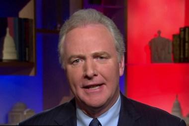 Van Hollen: No other business until vote to re-open gov't