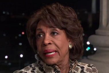 New Finance Chair Maxine Waters on investigating Trump