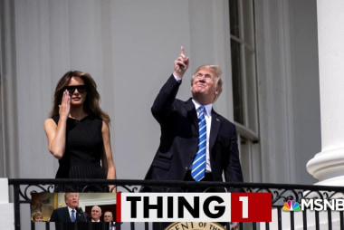 Trump loves space, but doesn't quite get how it works