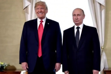 Aides reveal Trump wants out of NATO, a dream of Putin