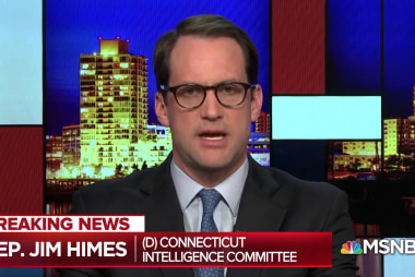 Himes: FBI concerns about Trump as Russian agent unsurprising