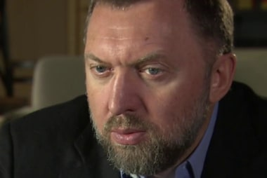 Document shows Trump, GOP sanctions lift a boon to Deripaska: NYT