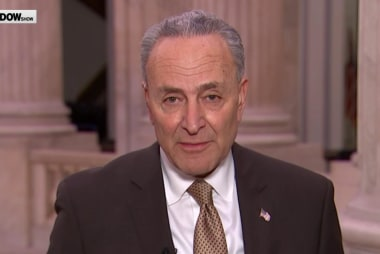 Schumer: Trump imperviousness to people's pain 'disgusting'