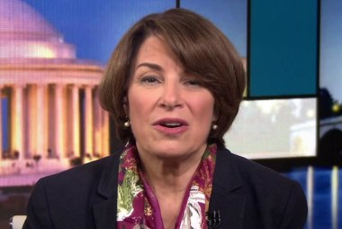 Klobuchar: 'I was not satisfied' with Barr's hearing answers