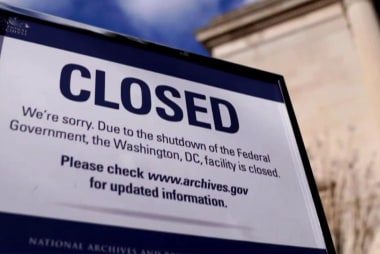 Combat vet: Veterans are 'terrified' by government shutdown