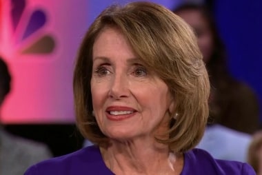 What Nancy Pelosi was like as a Trinity student
