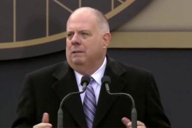 2020 Vision: Hogan, popular Maryland Gov., running for president?