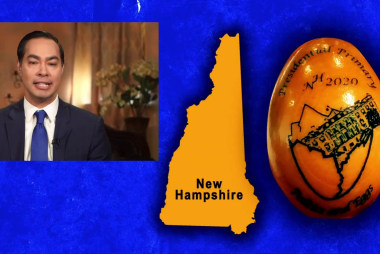 Democrats head to New Hampshire, no matter the hurdles in their way