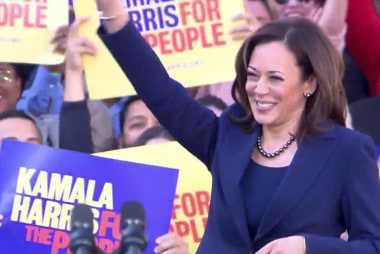 Markos Moulitsas: 'Can't imagine' presidential ticket that doesn't include Kamala Harris