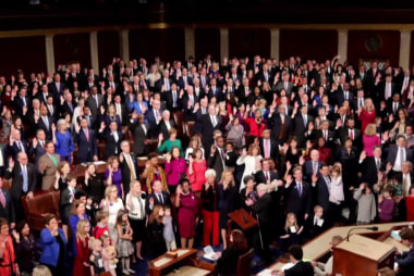 The historic firsts of the 116th Congress