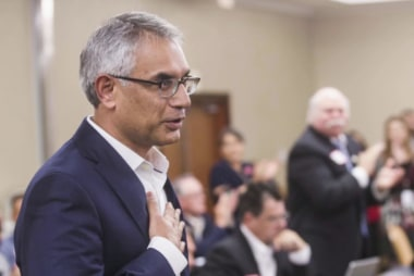 Texas county Republicans claim Muslim American's beliefs are unconstitutional, move to unseat him as vice chair