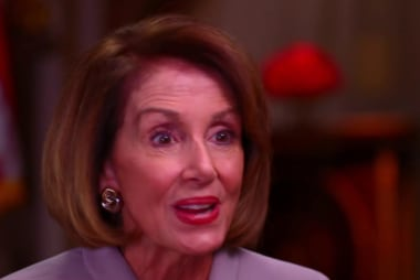 Pelosi on government shutdown: 'Nothing for the wall'