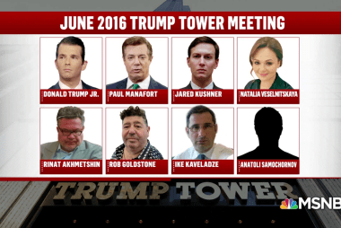 New Russia revelations in court docs surrounding Trump Tower meeting attendees