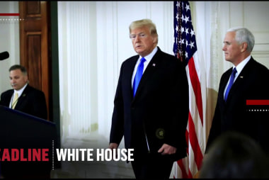 Trump gets a prime-time platform for more lies
