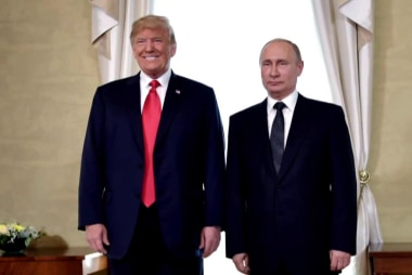 Trump sows more shutdown chaos amid growing alarm over Soviet claim