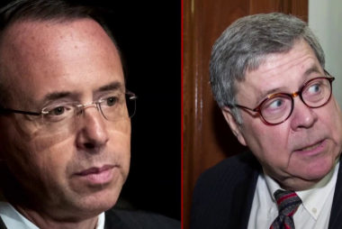 What Rosenstein's expected departure means for the Mueller probe