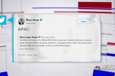 Opinion editor: Rep. Ilhan Omar's tweet plays into anti-Semitic tropes