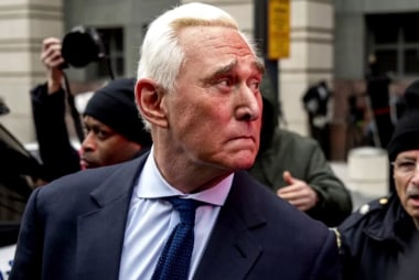 Judge imposes 'partial gag order' on Roger Stone