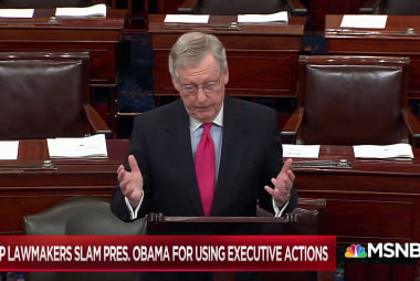 GOP silent on Trump's National Emergency, slammed Obama for 'overreach'