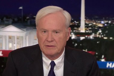Matthews: On 1 year anniversary of Parkland, Trump has done nothing on guns