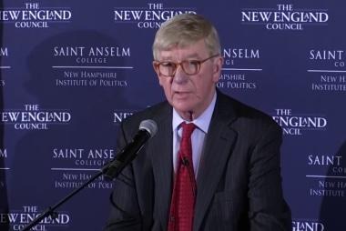 Bill Weld launches exploratory committee, mulls primary run against Trump