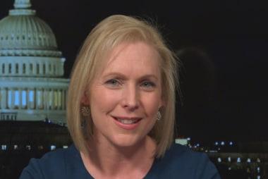 Gillibrand: Women running for president 'breaks down bias'