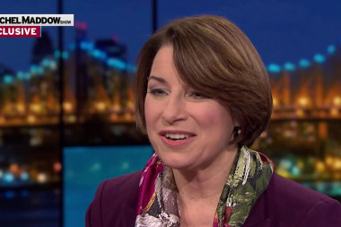 Klobuchar campaign launch emphasizes Democrats' Midwest momentum