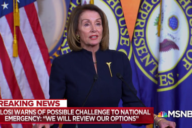 Democrats make clear Trump's emergency plan won't come easy