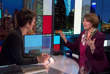 Klobuchar: 'Our country has to stand as a beacon of democracy'