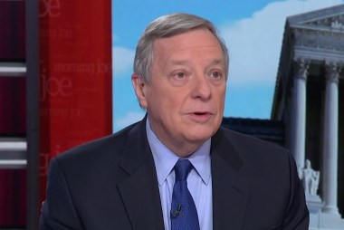 Sen. Durbin: Does Sen. Graham really want to investigate?